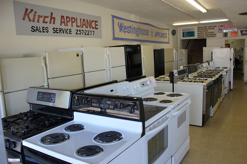 Used Appliance Sales