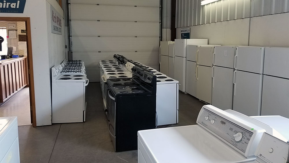 used-appliance store in madison_kirch appliance